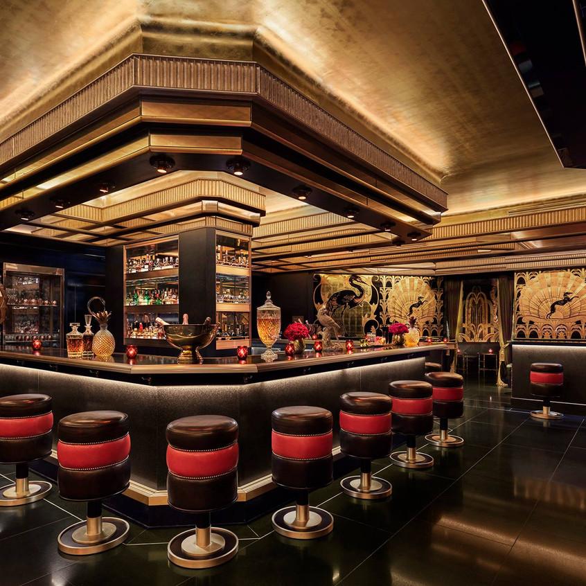 Saxony Bar at Faena Miami