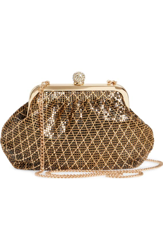 Vintage Mesh Pouch by Nordstrom