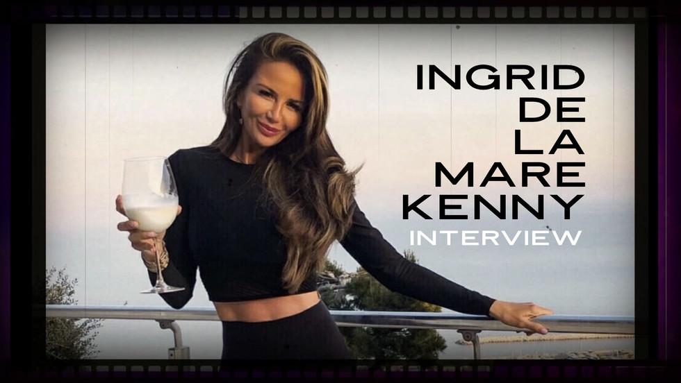 Interview with Ingrid De La Mare Kenny - Part One