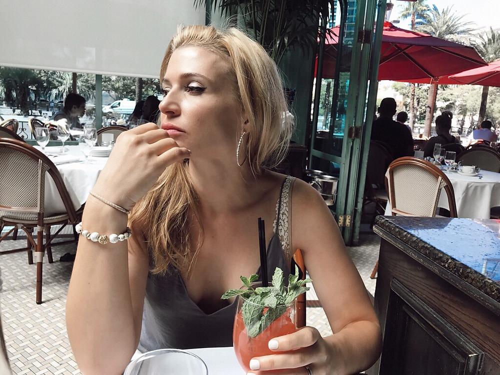 Mon Ami Gabi Paris Hotel and Casino in Vegas