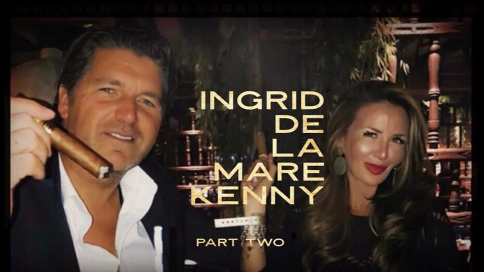 Interview With Ingrid De La Mare Kenny - Part Two