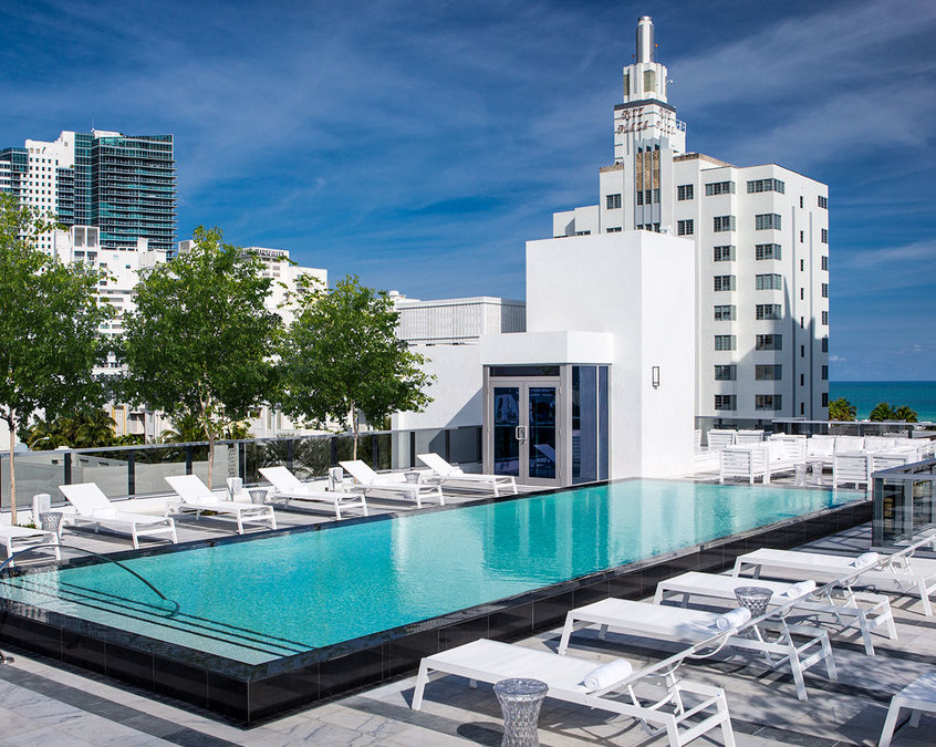 Regent Rooftop Bar at Gale Miami