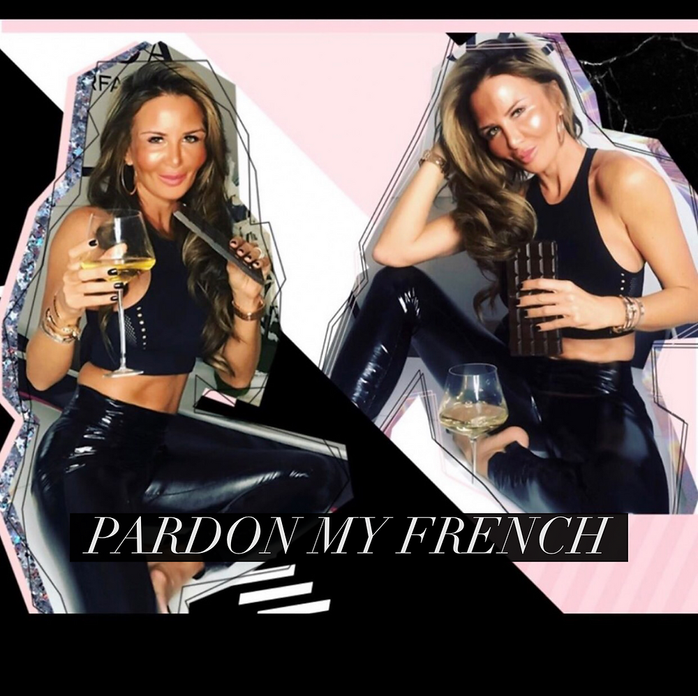 Pardon My French Podcast with Ingrid De La Mare Kenny