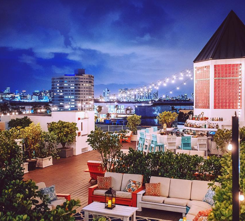 The Cape at Townhouse Rooftop Bar