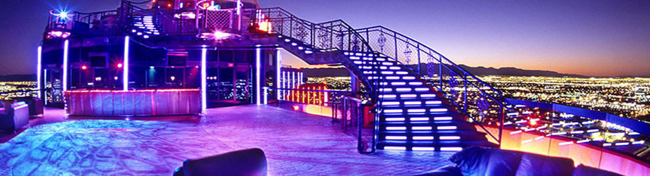 Voodoo Rooftop Lounge Vegas