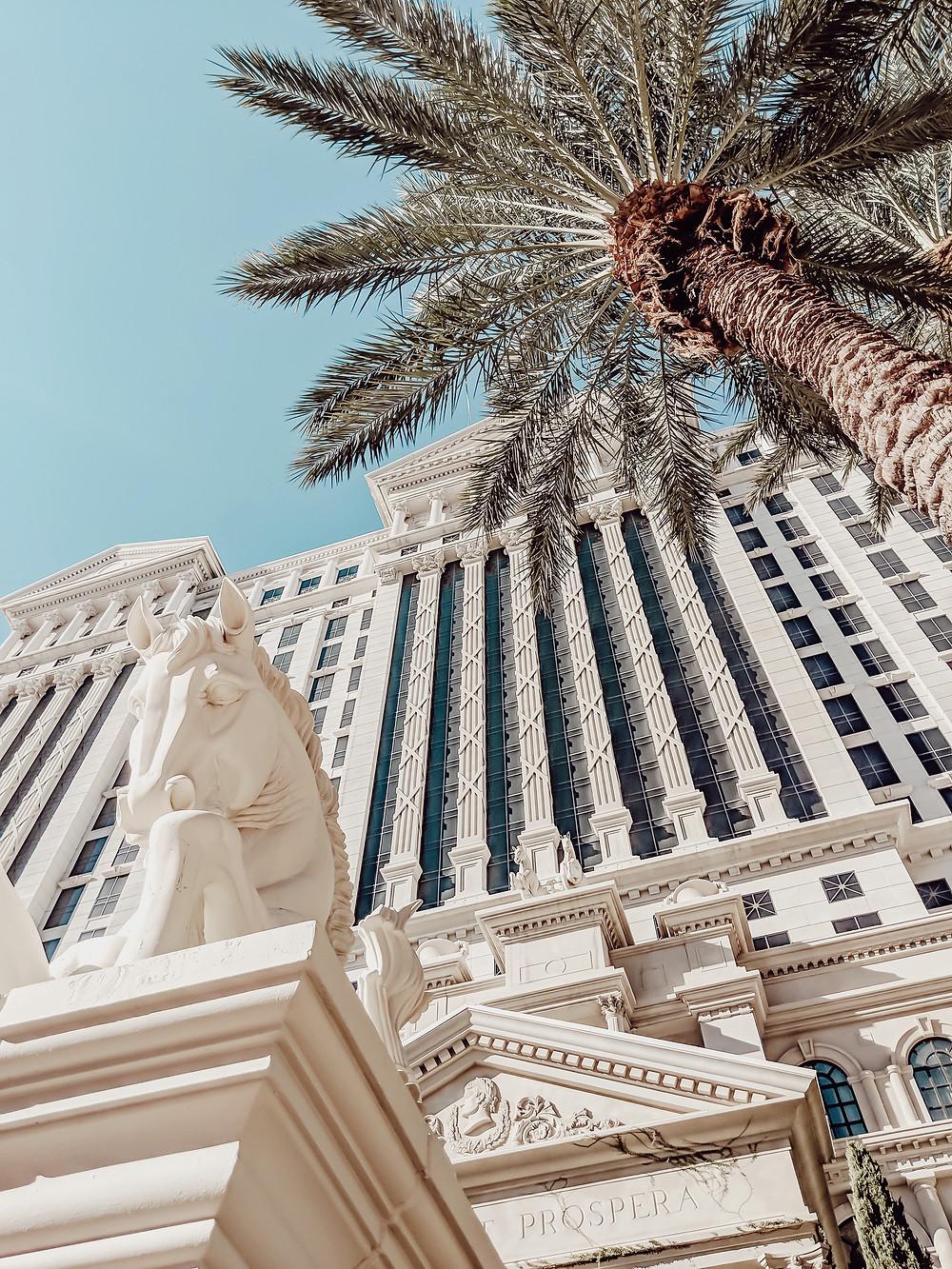Caesars Palace Hotel and Casino