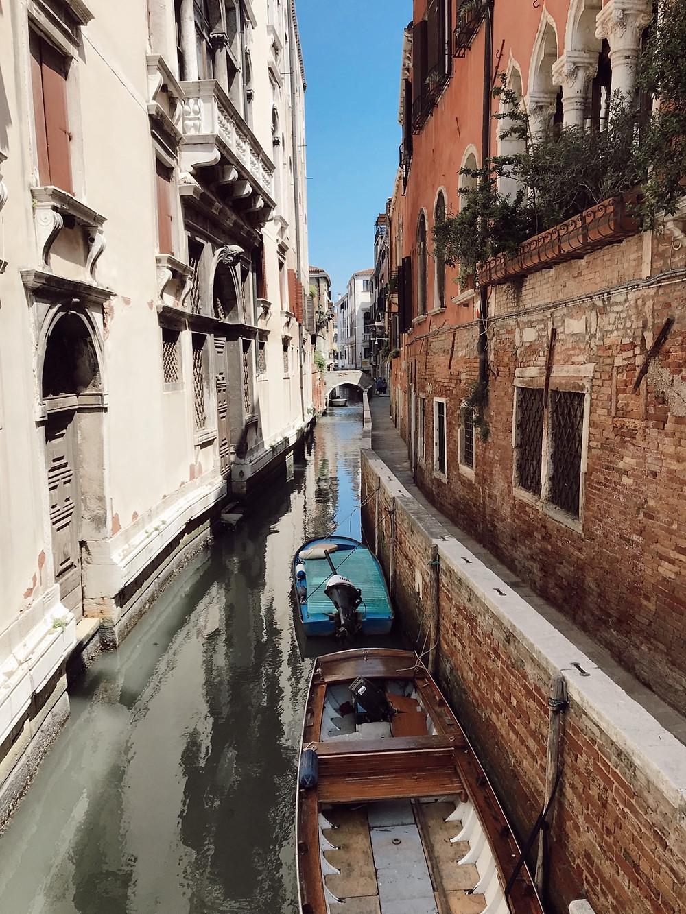 Canals, Bridges & Waterways Venice