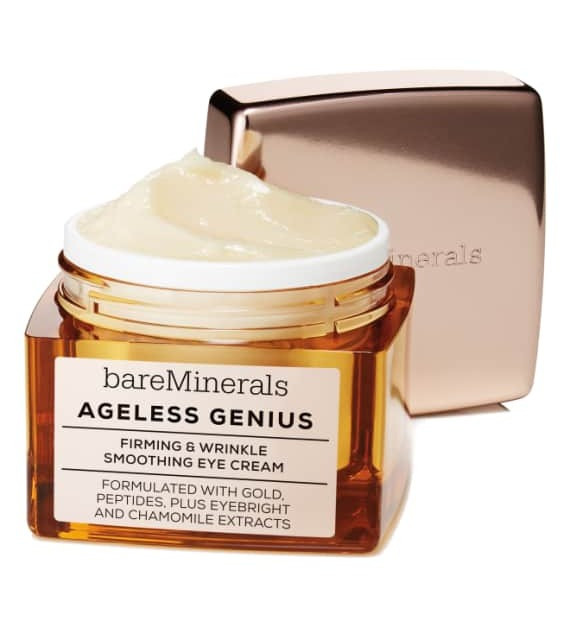 bareMinerals Ageless Genius Smoothing Eye Cream