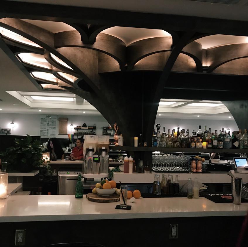 Mayhaw Bar at St Roch Market Miami