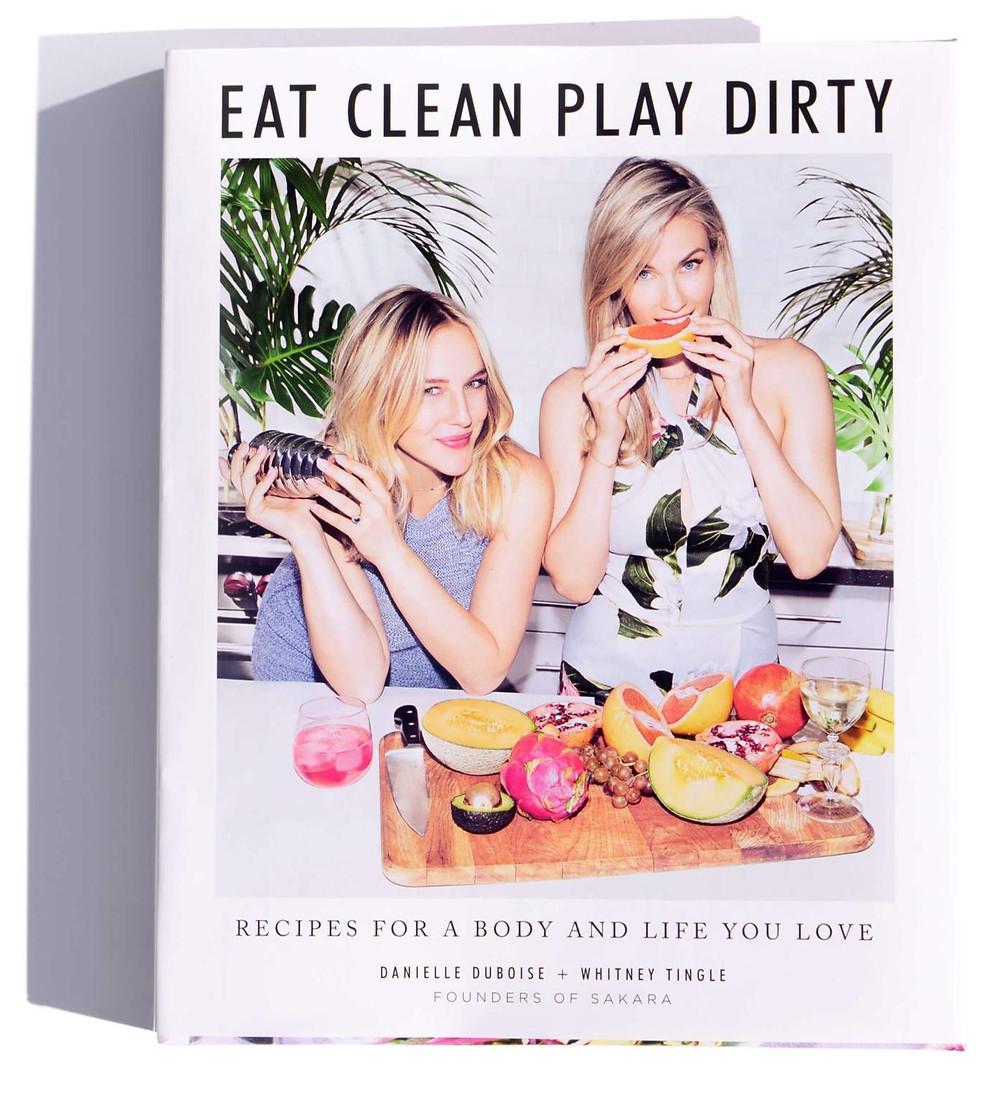 Eat Clean Play Dirty, Sakara Life Cookbook Ristretto in Stilettos