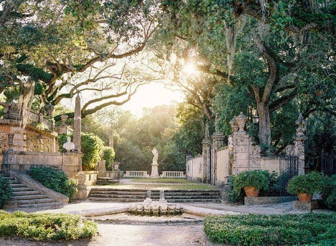 Vizcaya Museum & Garden, Miami
