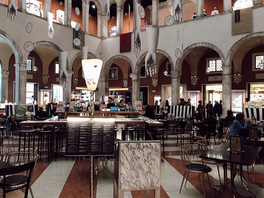T Fondaco Dei Tedeschi Bar & Cafe