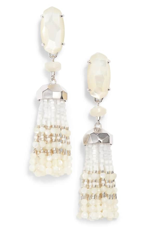 Dove Tassel Earrings by Kendra Scott