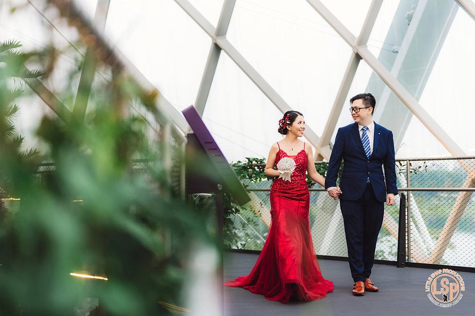 Pre-wedding Photography Singapore