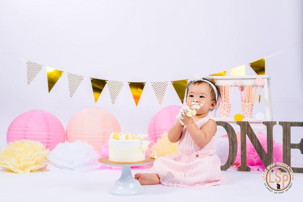 Cake Smash Photography Singapore