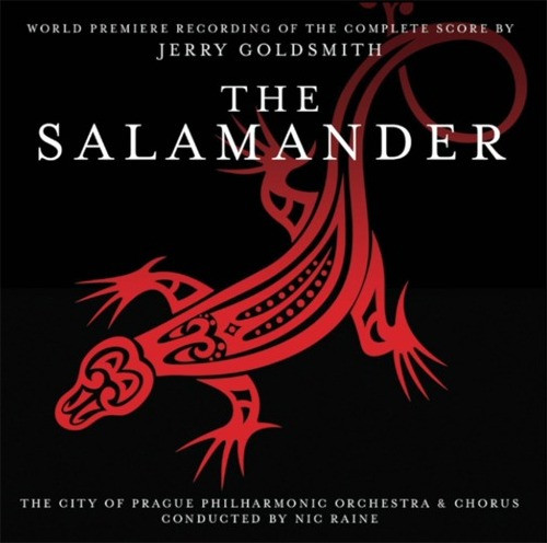 The Salamander (Goldsmith)