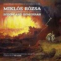 Sodom & Gomorrah (Rozsa)