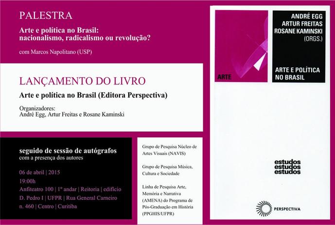 NAVIS – Lançamento do livro Arte e Política do Brasil. UFPR Curitiba.jpg