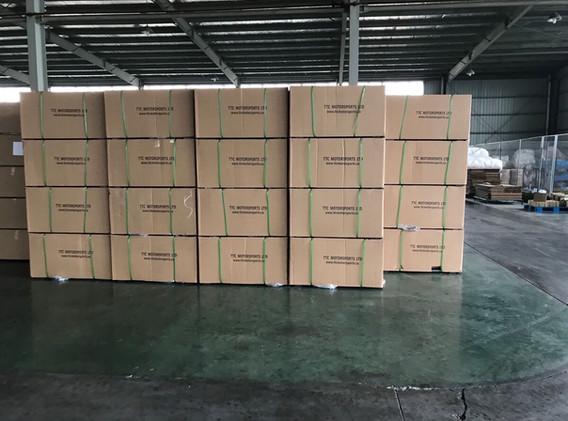 Factory TTC Quads