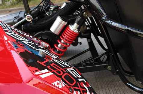 Performance Rear Shocks