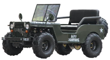 TTC Mini Jeep