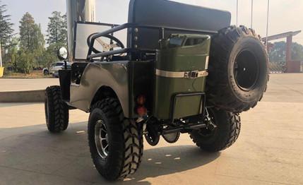 TTC JP125 Mini Jeep Spare Gas Tank