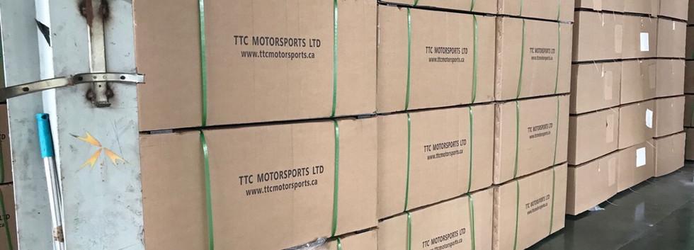 Factory TTC ATVs