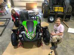 TTC FX6 Green Assembly