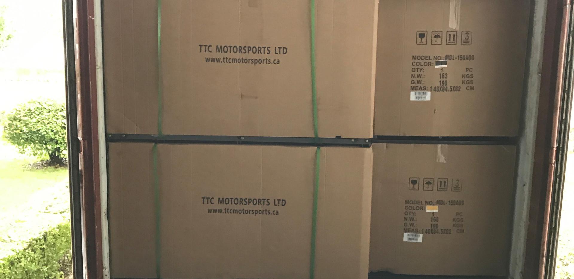 Container Quads ODES