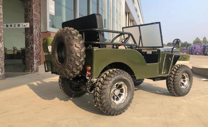 TTC Mini Jeep