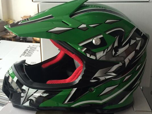TTC Kids DOT Helmet