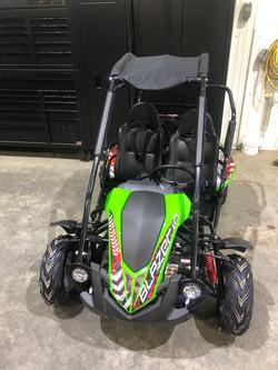 TTC FX6 Dune Buggy Green