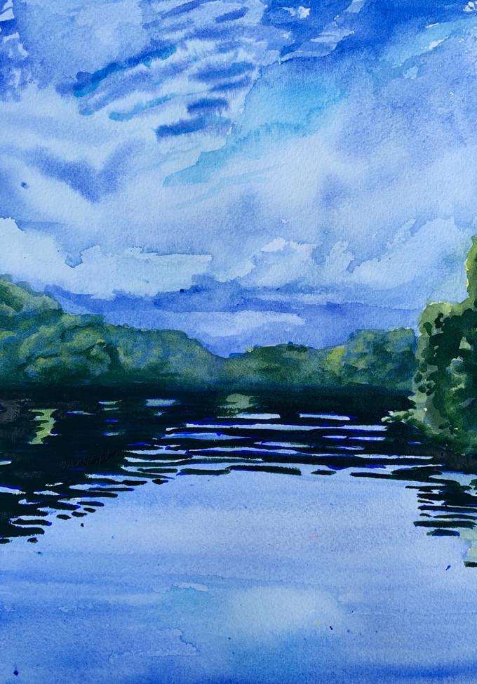 """""""Morning Fishing #1"""""""