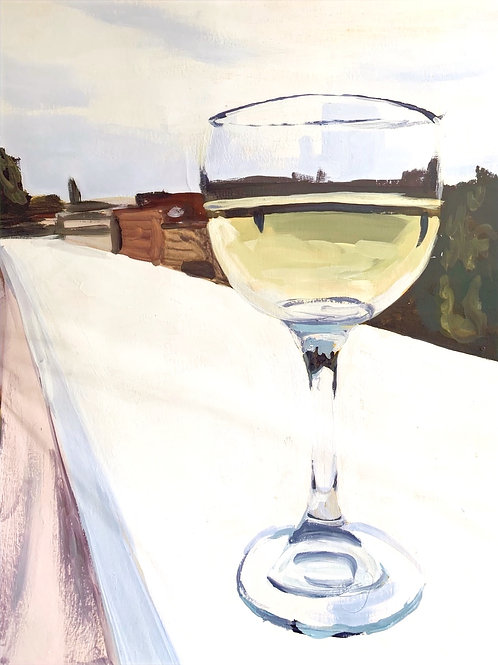 """""""Rooftop Vino #1 - North Philly"""""""