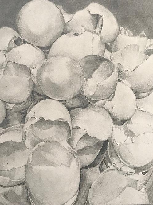 """Egg Shells #2"""