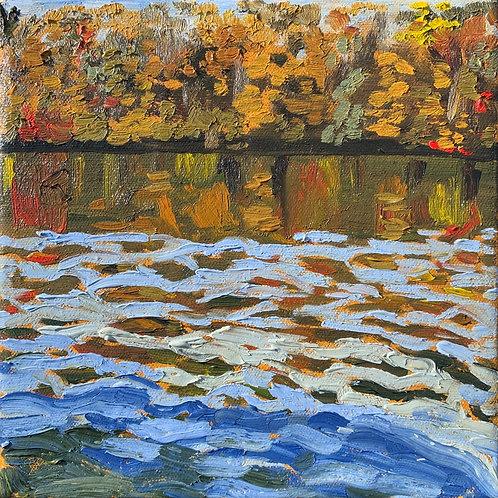 """Rippling Reflections - Marsh Creek"""