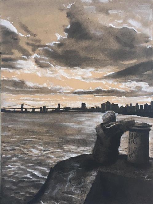 """""""Graffiti Pier Summer - Philly"""""""