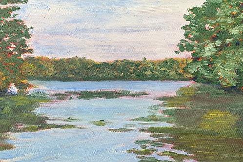 """Meredith - Blue Marsh Lake"""