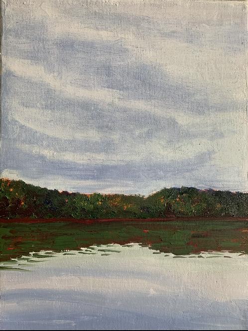 """""""September 1st - Marsh Creek"""""""