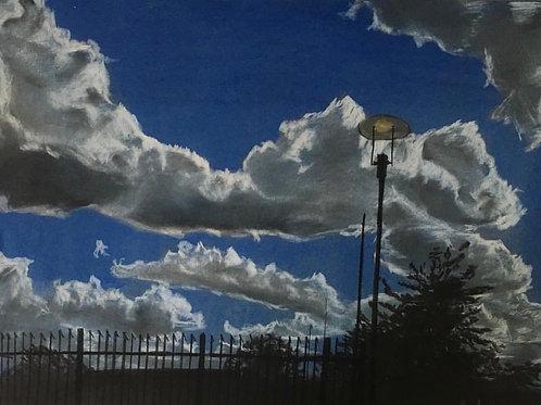 """Hershey Park Sky"""