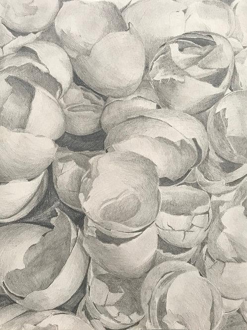 """Egg Shells #4"""