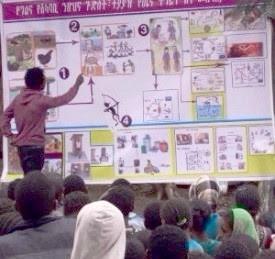 NALA/JDC and Orbis pilot school based intervention to prevent Trachoma in Ethiopia