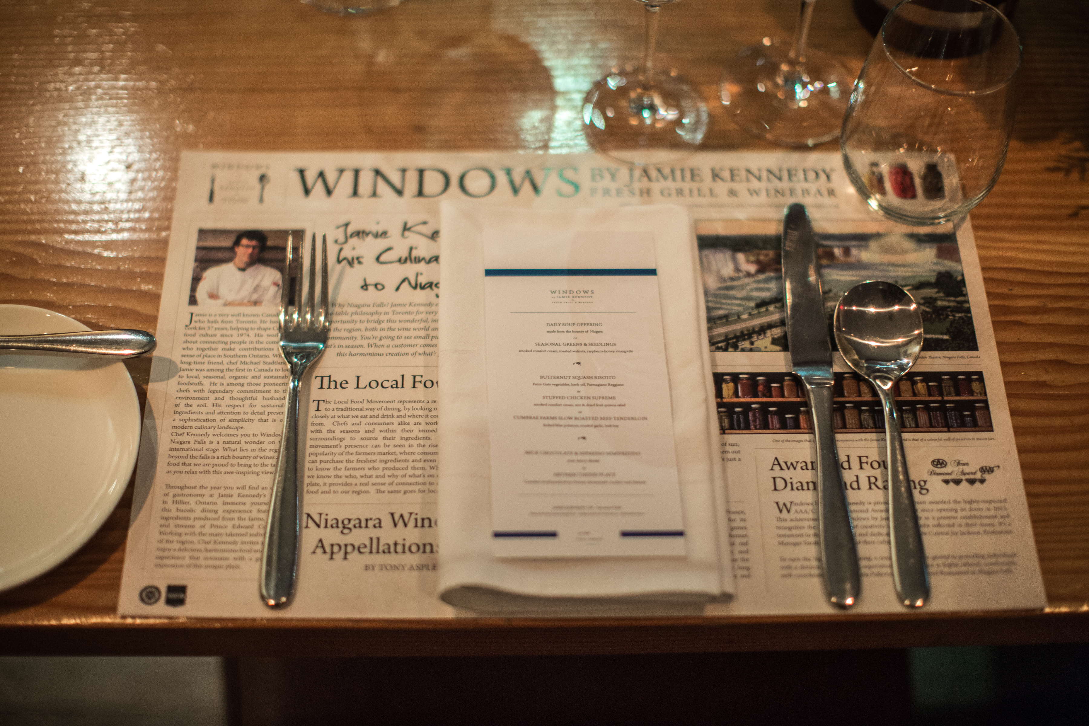 dragonfly - chef experience windows