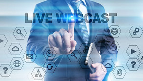 webcasting conferences and events in turbulent times