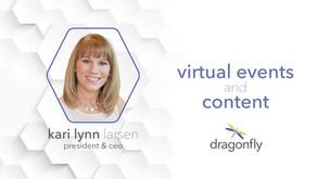 virtual events & content