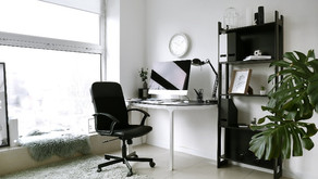 ergonomic tips for home office workspaces