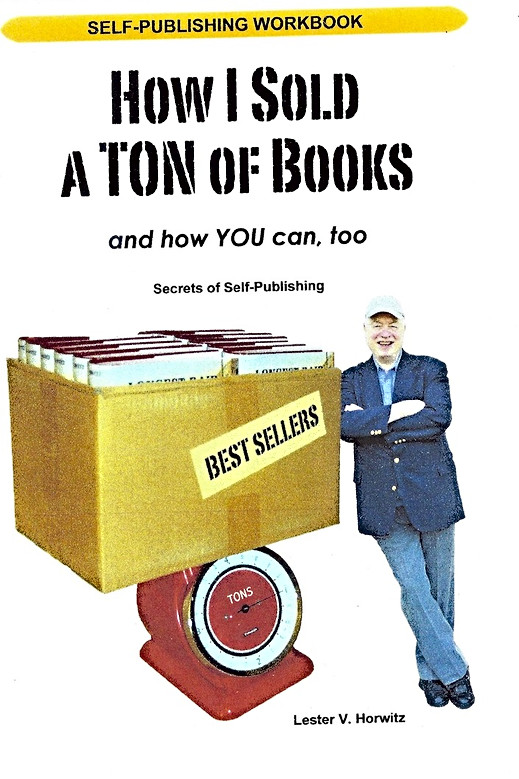 How I Sold A Ton of Books