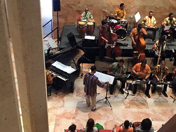 Afrikan Arkestra Performs at VMFA