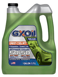 GXOil AF/Coolant-Ready to Use (Green) (1Gall)