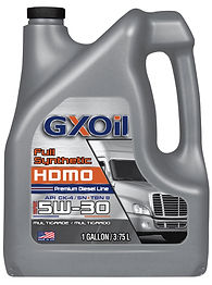 GXOil Full Synthetic 5W30 (API CK-4_SN,